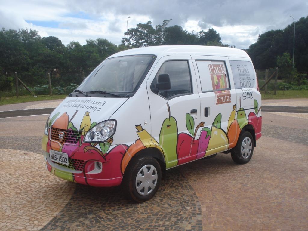 Pack frutas blog do sebrae ms - Carro de frutas ...